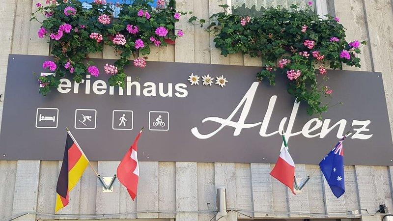 Ferienhaus Alfenz Fewo 'Albona', aluguéis de temporada em Lech