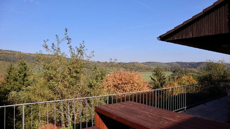 Ferienhaus Blick auf Dedenborn - Monschau Rursee, location de vacances à Schleiden