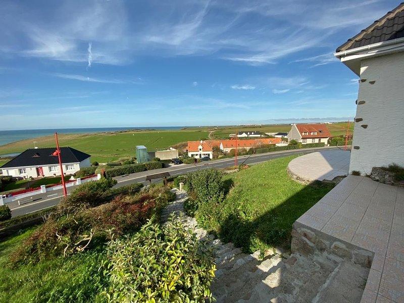 Maison de Famille large vue mer, holiday rental in Saint-Leonard