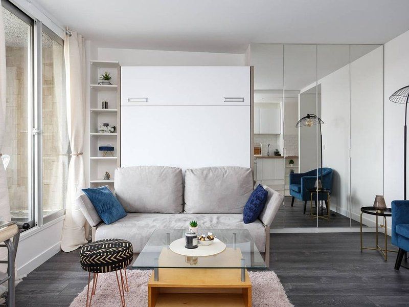 Cosy Place Paris + Parking, vacation rental in Chatou