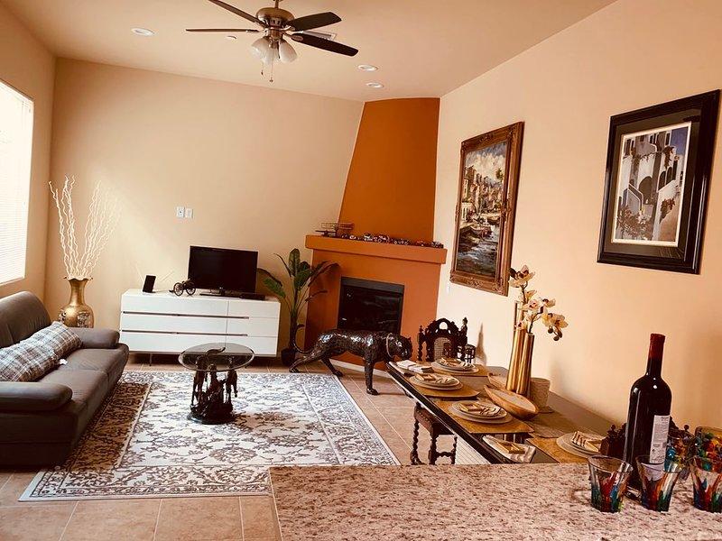 Tubac and Relax! Entire house, aluguéis de temporada em Arivaca