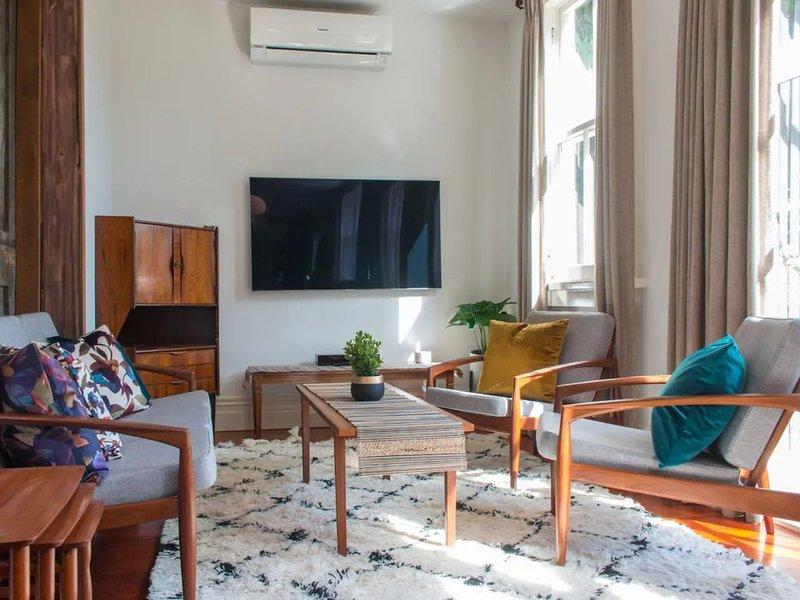 Cosy 3 Bedroom Villa in Freemans Bay, alquiler vacacional en Mount Eden