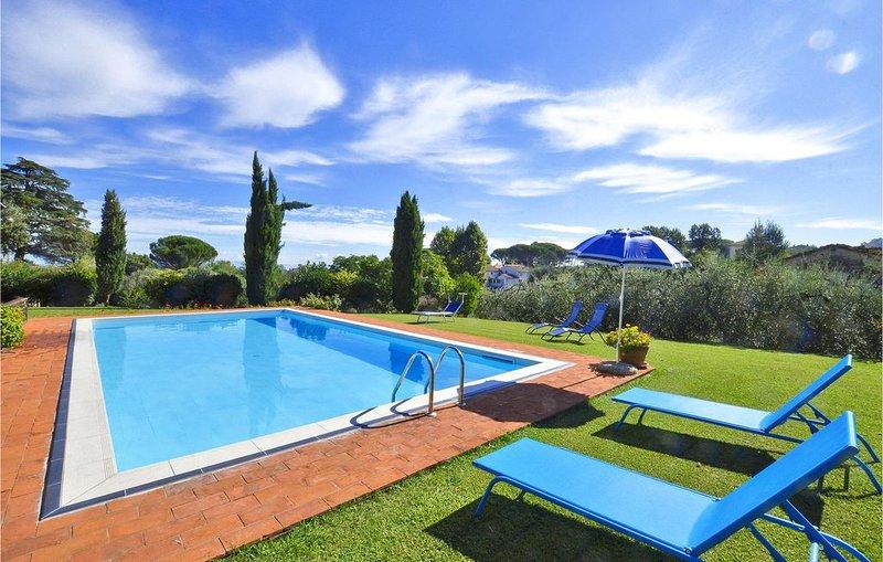 3 Zimmer Unterkunft in Capannori (LU), vacation rental in Colle di Compito