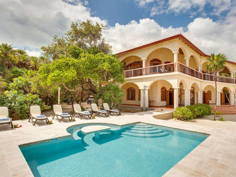 Villa Ranguana - Ultimate Vacation Home - Privacy, Luxury, Convenience, vakantiewoning in Placencia