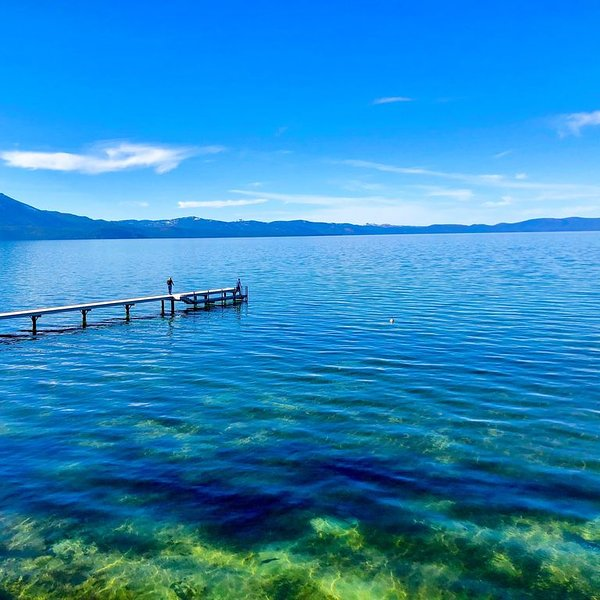 Lake Tahoe At Your Door! Stunning Lake & Mountain Views! Centrally located, vacation rental in South Lake Tahoe