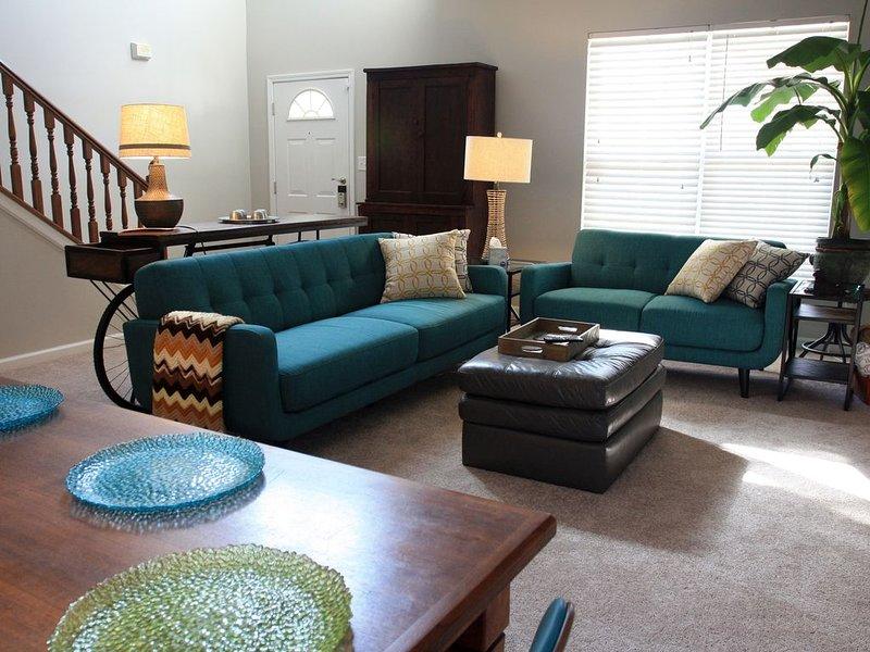 Comfortable Home in Quiet Neighborhood, holiday rental in Plainfield
