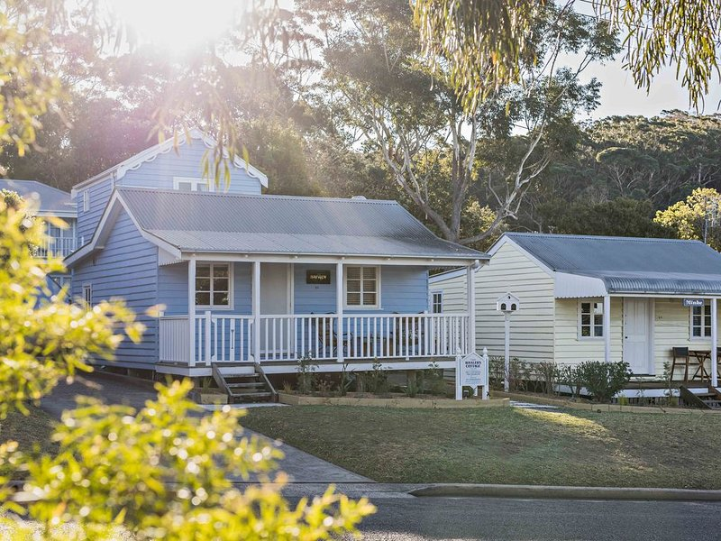 The Whalers Cottage Hyams Beach, holiday rental in Jervis Bay