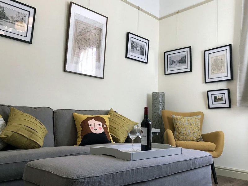 Grade 2 Townhouse, Ledbury, vacation rental in Redmarley D'Abitot