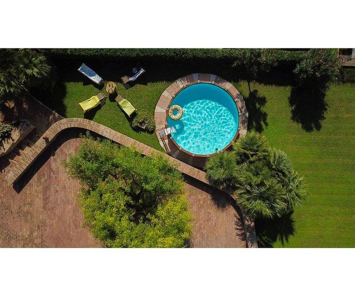 Villa Patrizia | 2 bedrooms + 2 bathrooms + large garden | A/C | Wi-Fi | Pool, holiday rental in Castelnuovo Parano