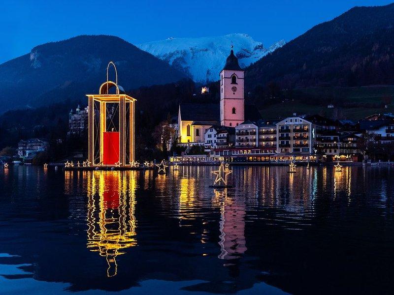Unvergessliche Tage am schönsten Adventmarkt Österreichs, Ferienwohnung in Unterach am Attersee