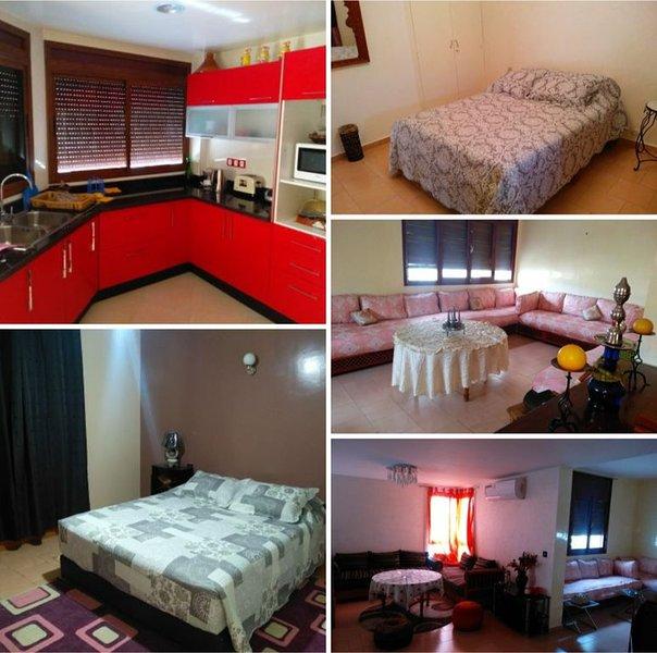 Appartement Meublé Ibn Sina Meknès, Ferienwohnung in Meknes