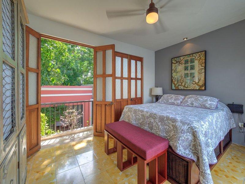 Cozy Casa Koala in Santiago, vacation rental in Merida