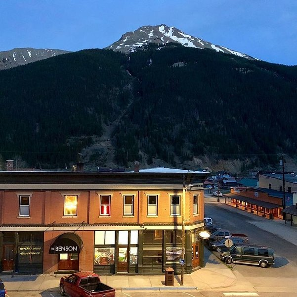 A unique lodge in the heart of Silverton, vacation rental in Silverton