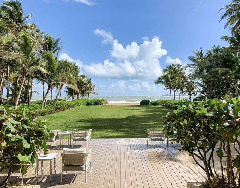 Luxurious Villa At St. Regis Bahia Beach; Managed by Bahia Beach Luxury Rentals, holiday rental in Canovanas