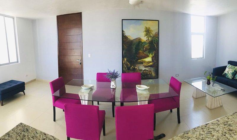 Artistic Mayan Accommodations - AMA 3B, location de vacances à Progreso