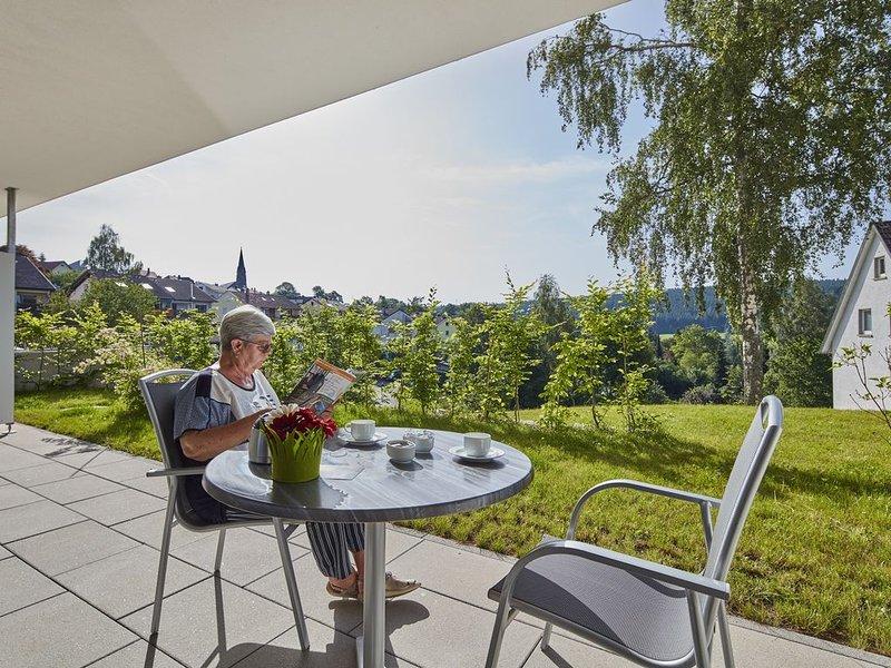 Ferienwohnung 5, 62qm, max. 3 Personen, aluguéis de temporada em St. Georgen im Schwarzwald
