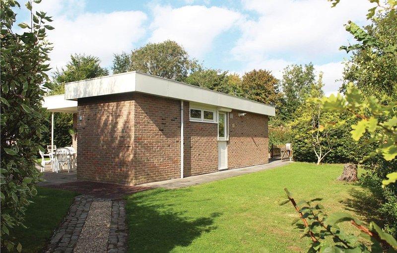 2 Zimmer Unterkunft in Wolphaartsdijk, alquiler vacacional en Geersdijk