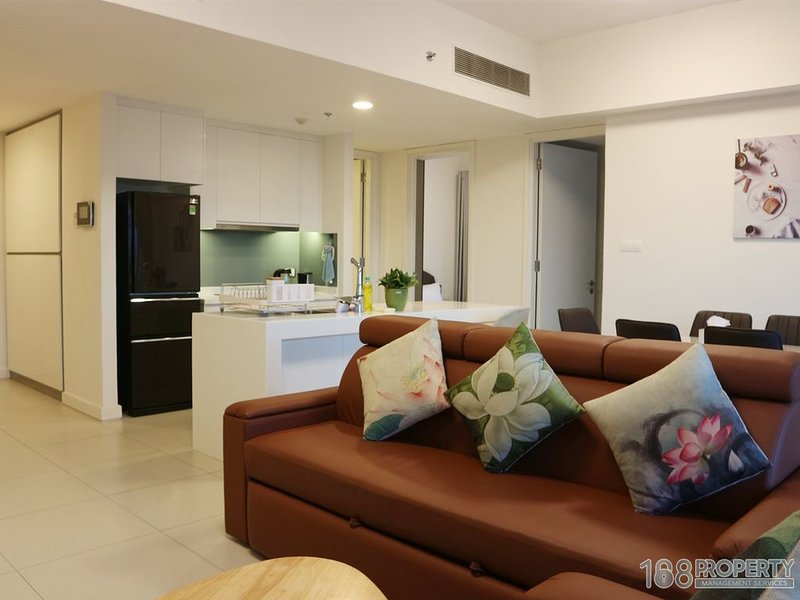 168PROPERTY BEAUTIFUL 02BR APARTMENT CITY VIEW, holiday rental in Bien Hoa