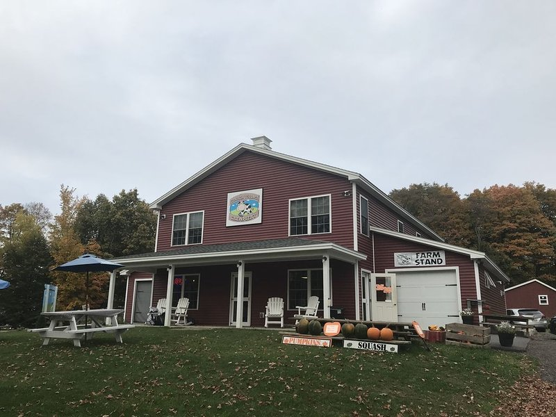Ice Cream Shop Experience, holiday rental in Sebec