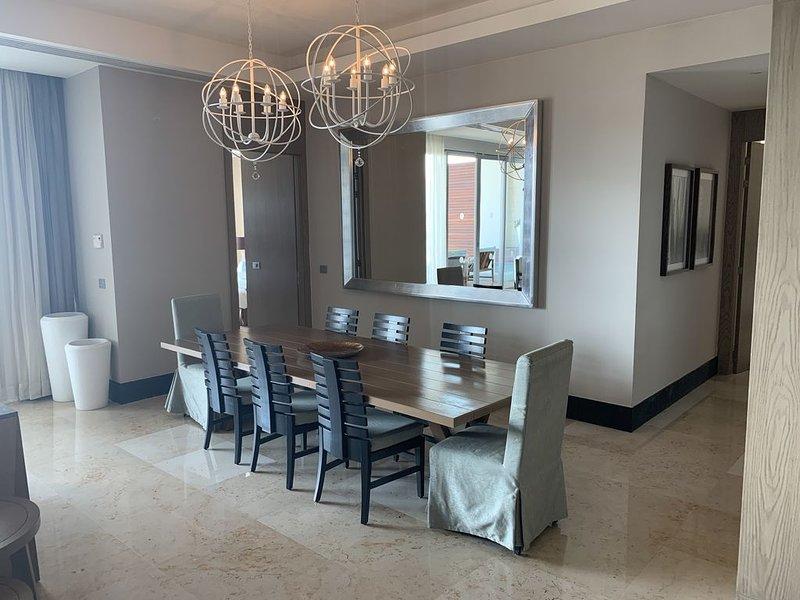 Luxury Resort, Butler, Golf, Massage, location de vacances à Jarretaderas