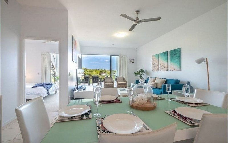 ROOFTOP DRIFT APARTMENT 29 South, holiday rental in Cabarita Beach
