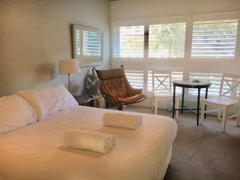 Cosy Studio in Rushcutters Bay Close to CBD, holiday rental in Double Bay
