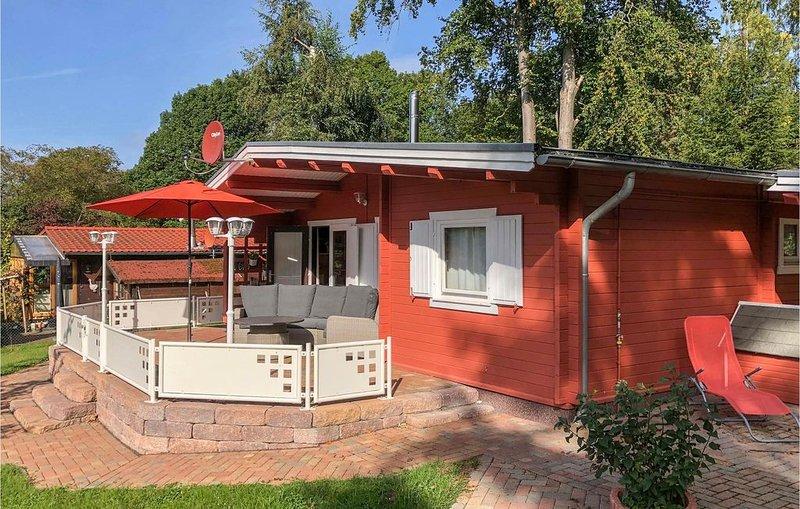 2 Zimmer Unterkunft in Staufenberg, aluguéis de temporada em Niestetal
