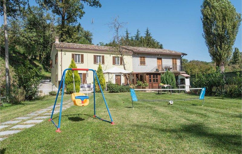 4 Zimmer Unterkunft in Casinina, location de vacances à Montefiore Conca