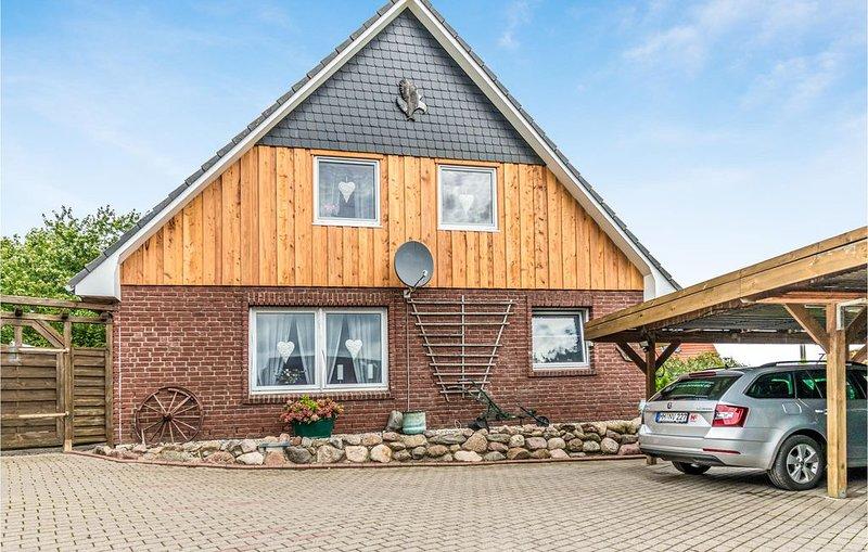 2 Zimmer Unterkunft in Wasbuck, alquiler vacacional en Hohwacht