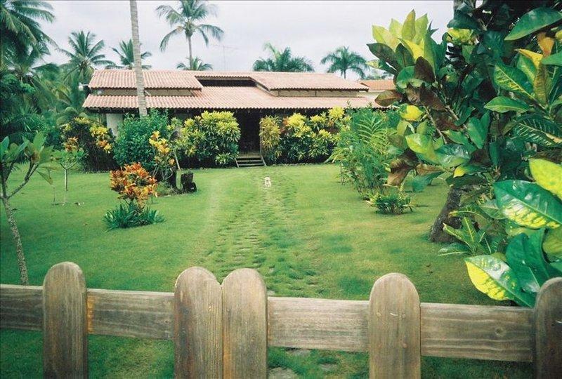 La Casa Blanca: Charming, romantic, quiet and private, holiday rental in Los Robalos