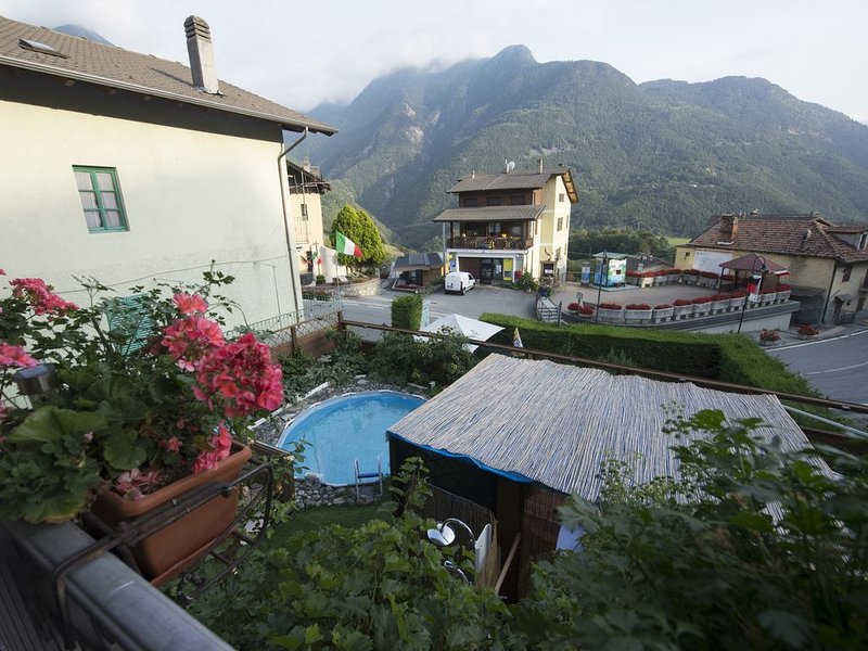 Remig Ranch -  Aosta, holiday rental in Brusson