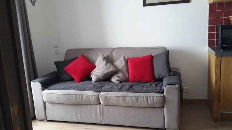 In the heart of the Espace Killy, holiday rental in Tignes