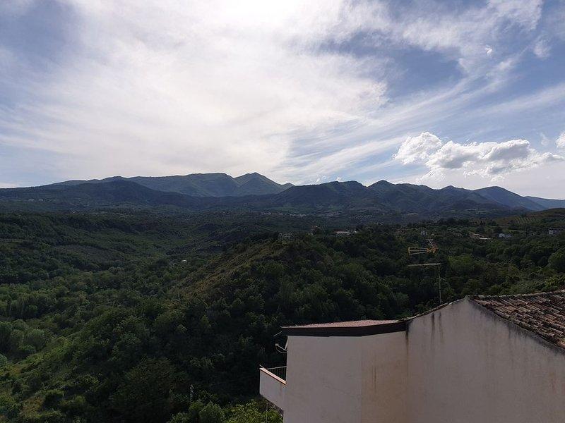 Appartamento Centro città, vacation rental in Terranova di Pollino
