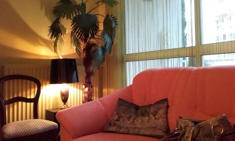 Appartement 1 chambre 2 personnes à Aix-les-Bains, holiday rental in Mouxy