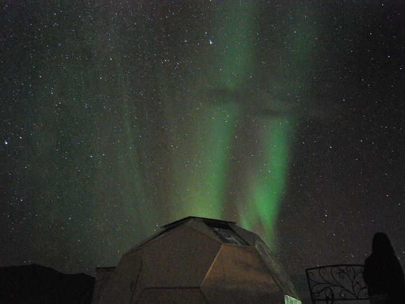 Northern Lights Iglúhús, alquiler vacacional en Región Nororiental