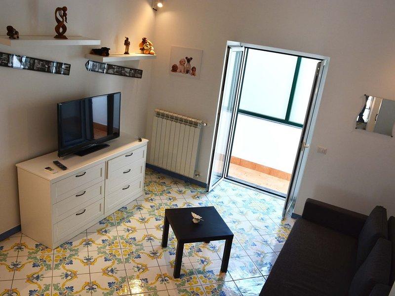 Holiday in Amalfi coast to 'LA BOMBONIERA', vacation rental in Pucara