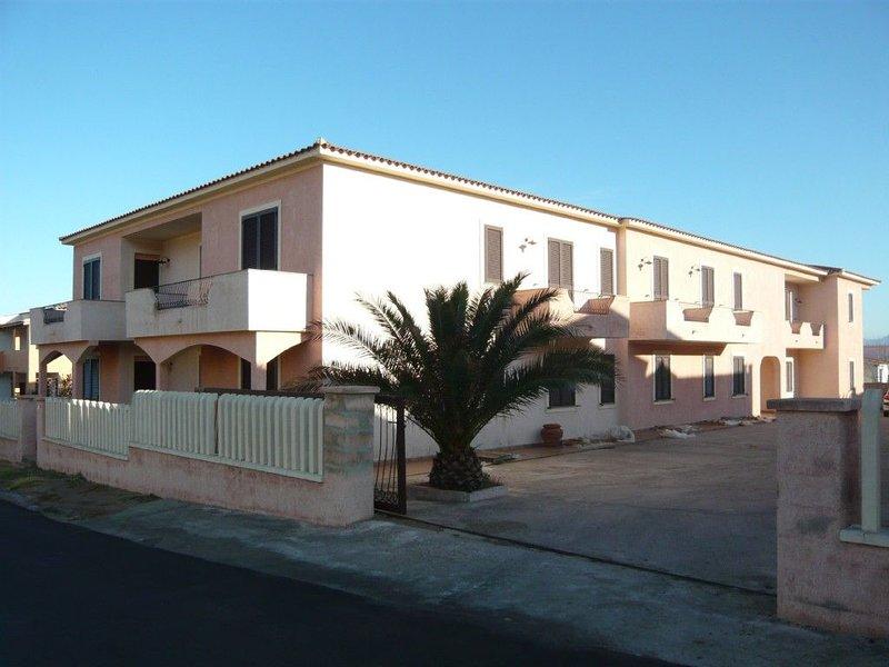 Residenza Agnese trilo, holiday rental in La Muddizza