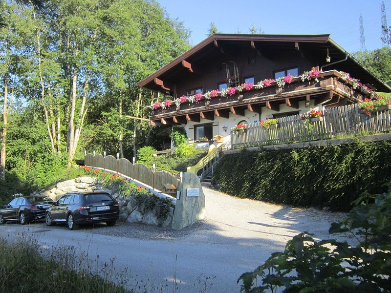 Appartement Anneke  nahe Zell am See / Kaprun, holiday rental in Enzingerboden