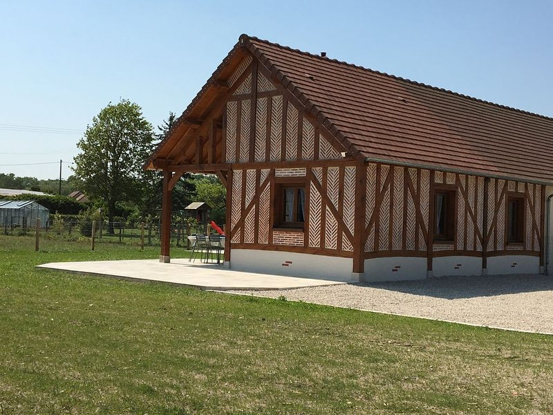 Gîte des Avarennes, proche Chambord, vacation rental in Mer
