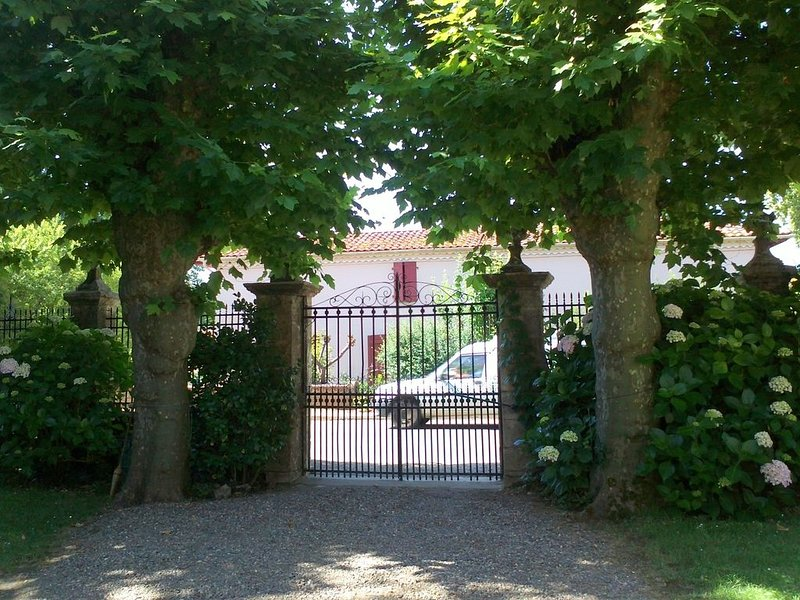 Grande maison familiale, holiday rental in Lahosse