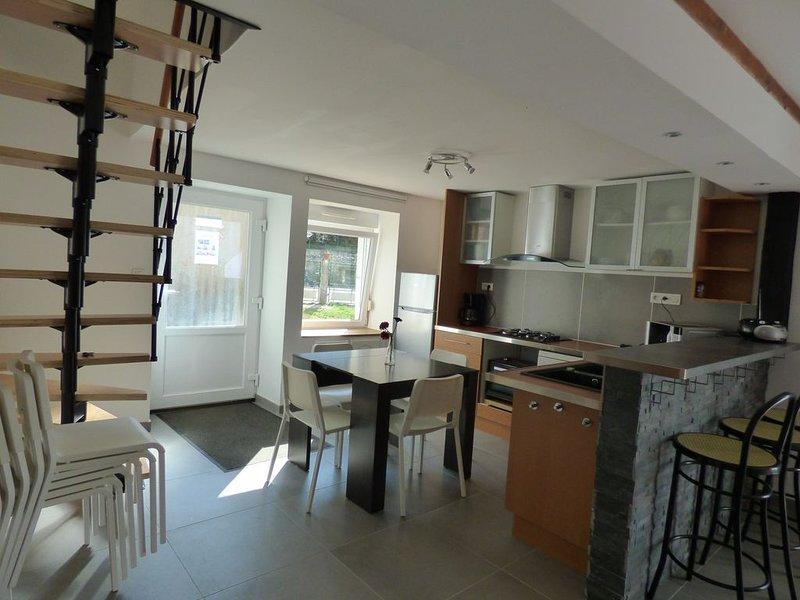 Gite des campenottes, holiday rental in Sancey-le-Grand