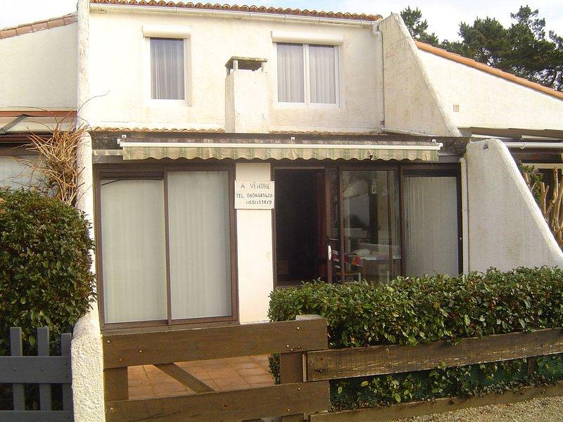 maison 200m de la mer et forêt, quartier calme, vacation rental in Saint-Jean-de-Monts