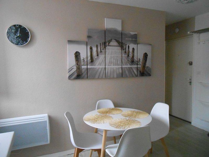 Appartement confortable en famille ou entre amis, location de vacances à Ax-les-Thermes