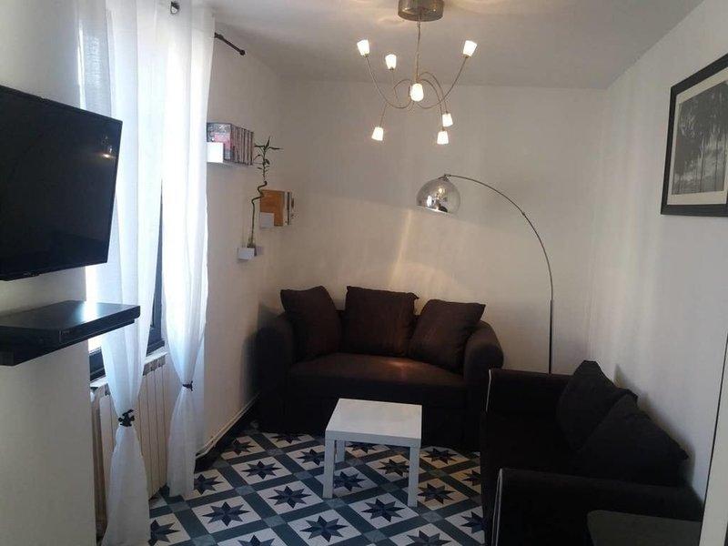 T2 meublé tout confort avec terrasse, holiday rental in Rignac