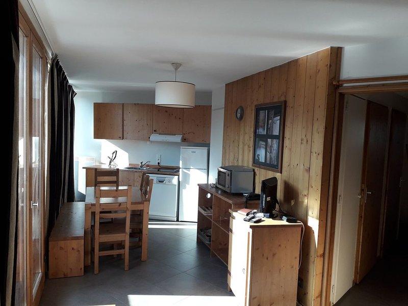 Appartement 52 m² Montchavin - La Plagne, holiday rental in Montchavin