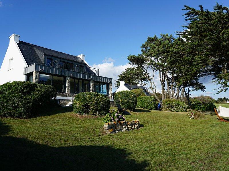 Villa FEUNTEUN sur l'océan !, holiday rental in Doelan