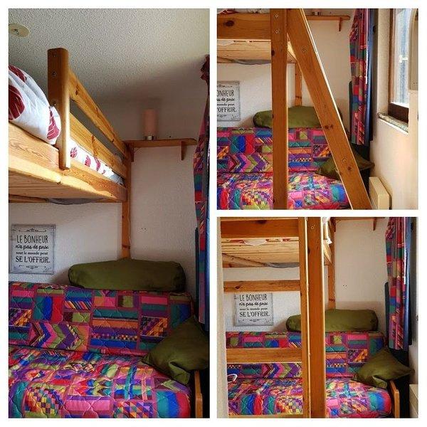 Mijoux, les Mars, Appartement petite résidence calme, aluguéis de temporada em Les Bouchoux
