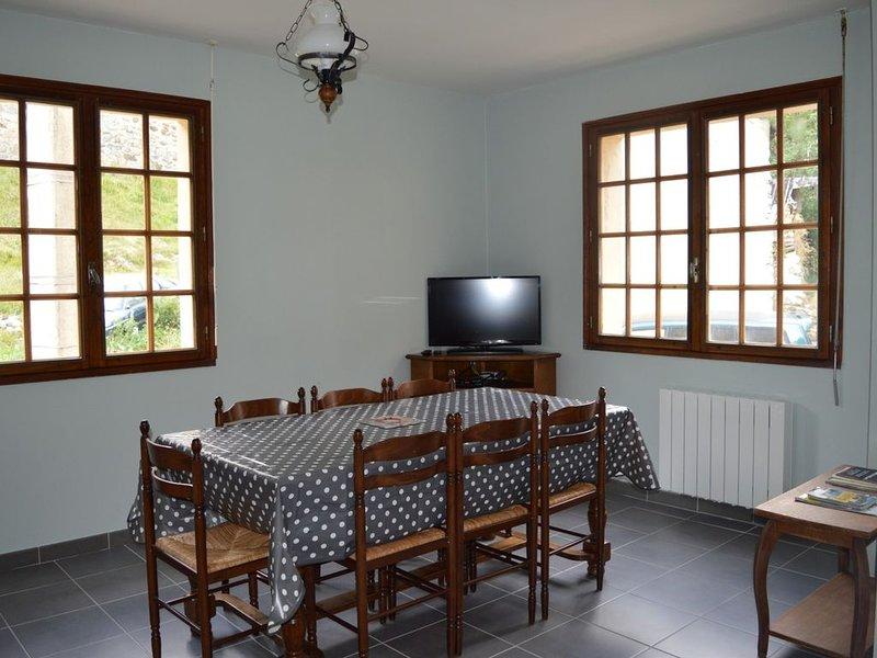 'Les quatre fontaines' Appartement de 71m², holiday rental in Gavarnie