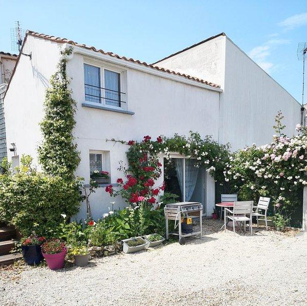 Maison au pied de l'Ile d'Oléron, site ostréicole, proche des plages, vakantiewoning in Marennes