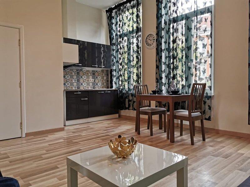 Cosy Europarlament apartment, alquiler de vacaciones en Auderghem
